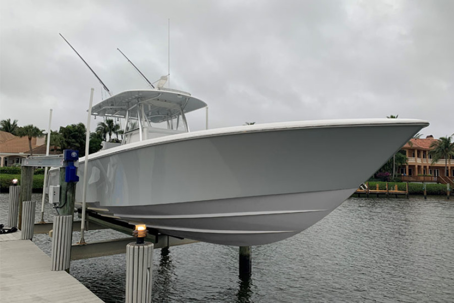 Photo of 39' Contender 39 Center Console 2017