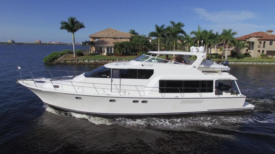 Photo of 65' Pacific Mariner 65 Motoryacht 2003