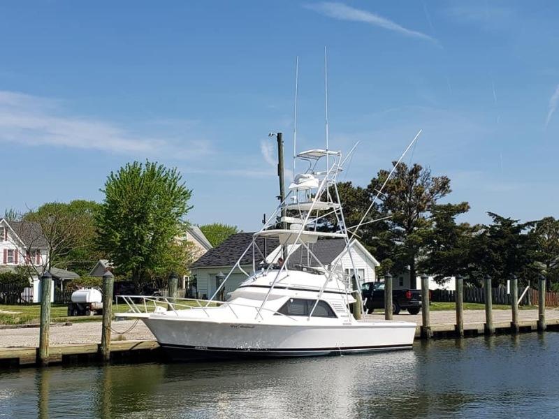 Photo of 33' Blackfin 33 Sportfish Bridge 1995