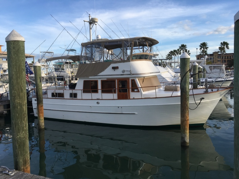 Photo of 38' Marine Trader Double Cabin 1998