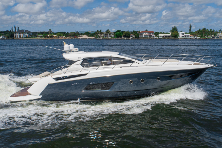 photo of 53' Azimut 50 Atlantis 2016