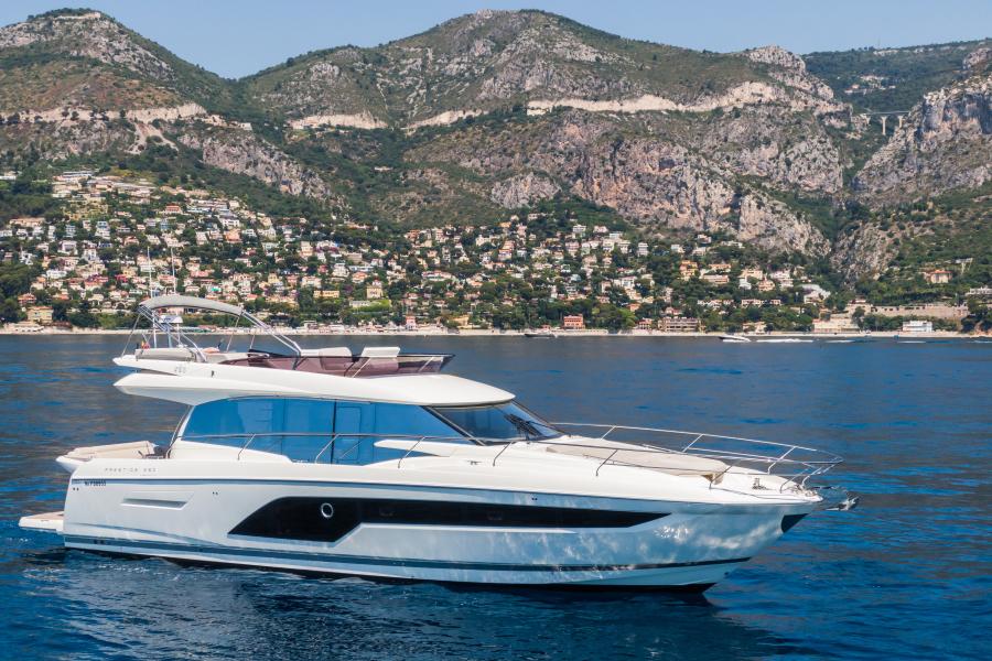 Prestige-590 2019-LA HUNE 4.0 Beaulieu sur mer-France-1439703-featured
