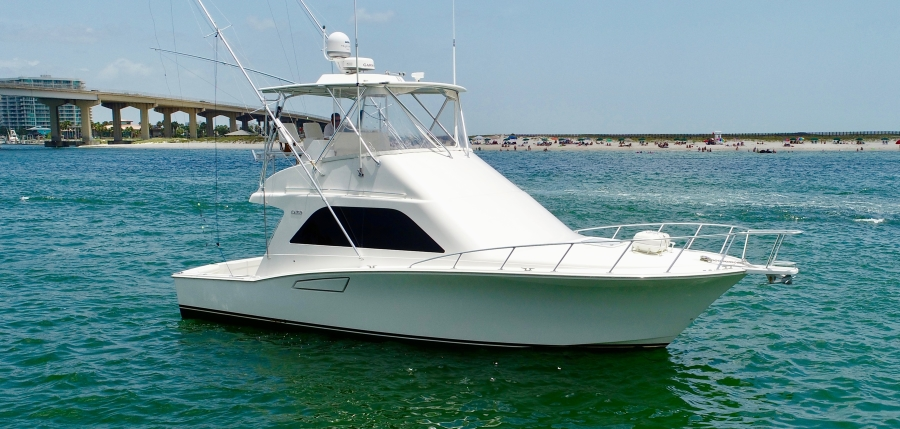 photo of 40' Cabo 40 Convertible 2009
