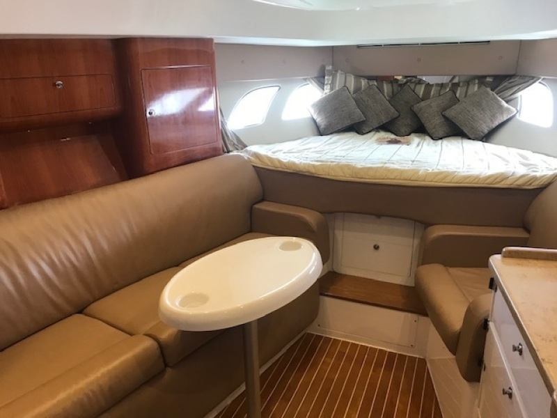 Intrepid 43 - Conched Out - Cabin
