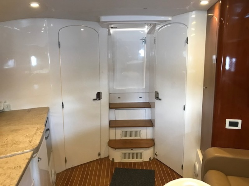 Intrepid 43 - Conched Out - Cabin Salon