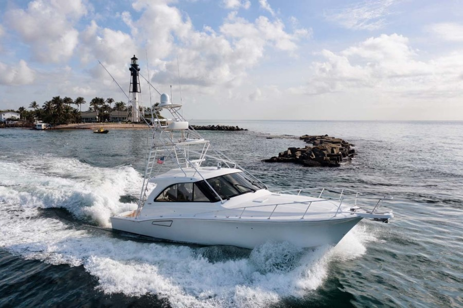 photo of 44' Cabo 44 HTX 2012