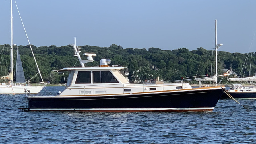 Grand Banks-Eastbay 43 HX 2005-AVANTI Stonington-Connecticut-United States-AVANTI-1443329-featured