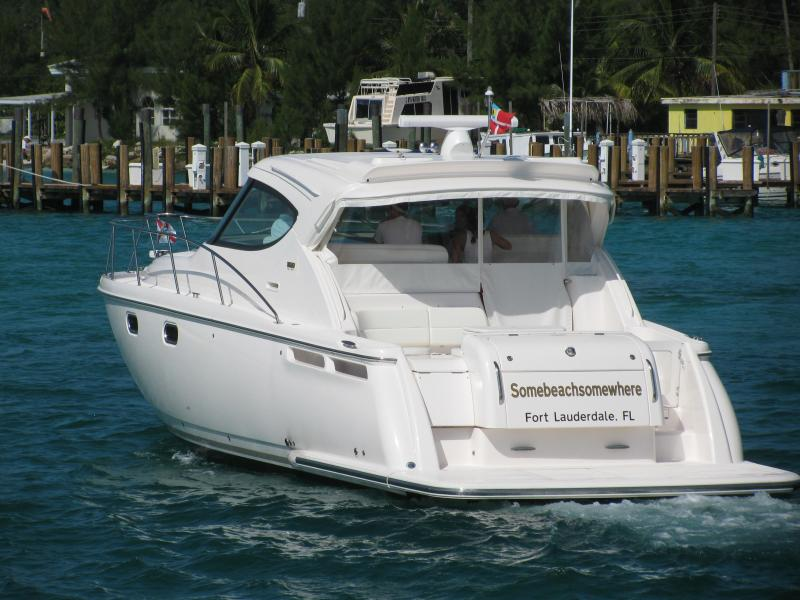 Photo of 45' Tiara Yachts 4500 Sovran 2011