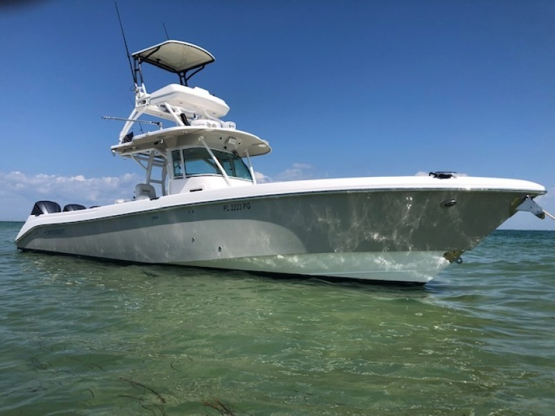 Everglades-35 Center Console 2011-No Name Saint Petersburg-Florida-United States-1444866-featured