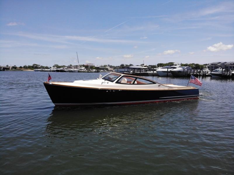 Hinckley-Talaria 38R Convertible  2009-B COS III New York-United States-B COS III-1444604-featured