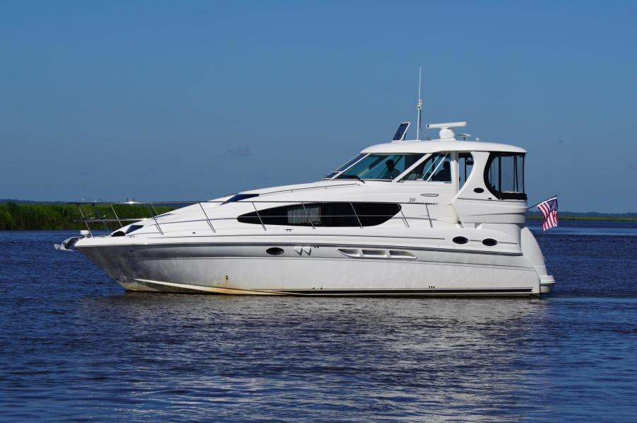 photo of 39' Sea Ray 390 2005