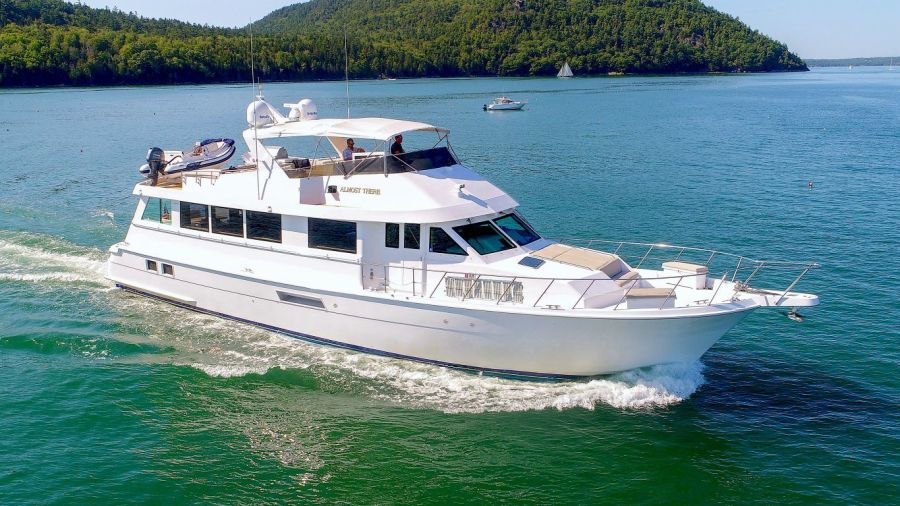 Hatteras-Motor Yacht 1998-Almost There  Miami-Florida-United States-1459135-featured