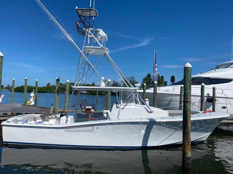 GlassTech-36 Walkaround 2001-Galati Yacht Sales Trade Anna Maria-Florida-United States-2001 GlassTech 36 Walkaround Sportfish-1448962-featured