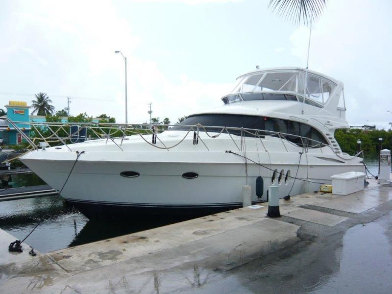 Photo of 52' Silverton Ovation 2009