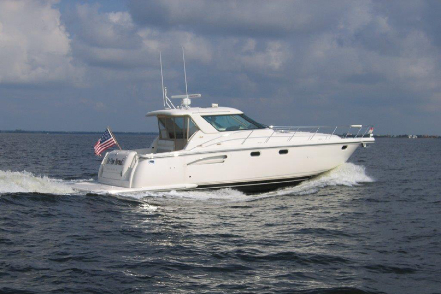 Tiara-44/4700 Sovran 2006-Far From Normal Marco Island-Florida-United States-Tiara 44/4700 Sovran Profile-1446417-featured