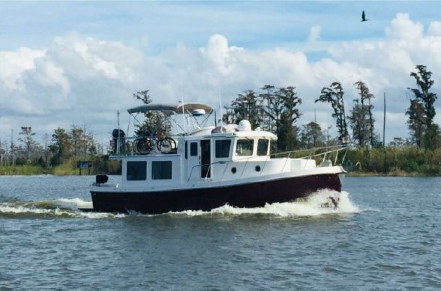 photo of 34' American Tug 2011