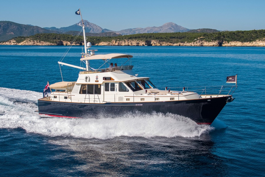 Royal Huisman-Long-Range Cruiser 1995-HUSH Palma de Mallorca-Spain-1457820-featured