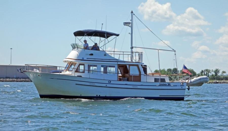 Photo of 36' Albin 1988