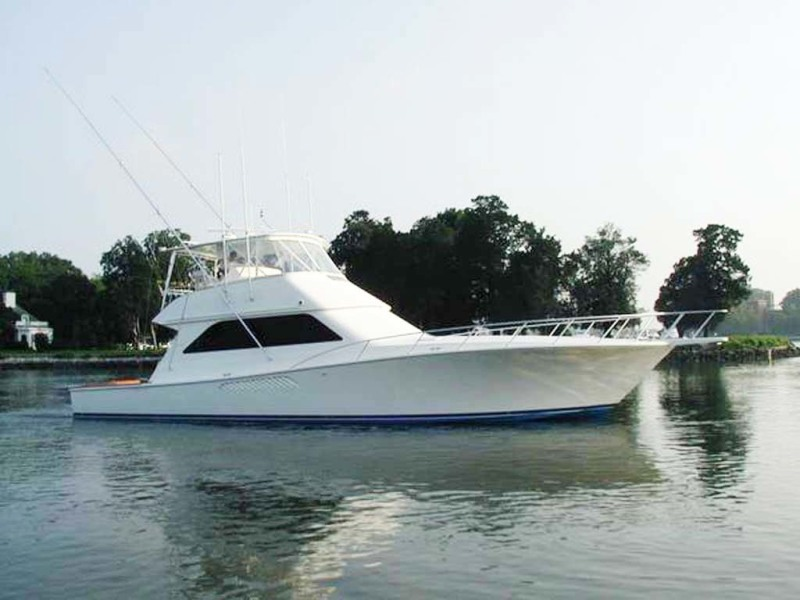 photo of 55' Viking 55 Convertible 1999
