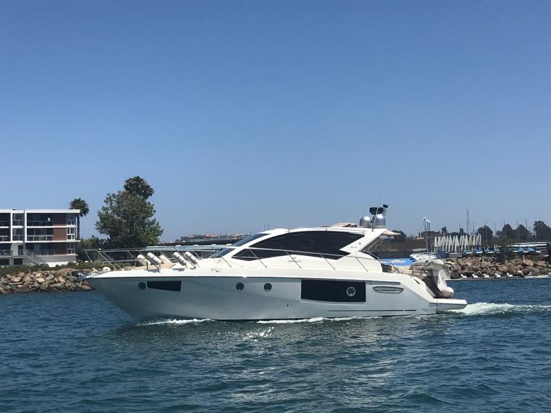 Cranchi-M 44 HT 2015-Bula Marina Del Rey-California-United States-1449498-featured