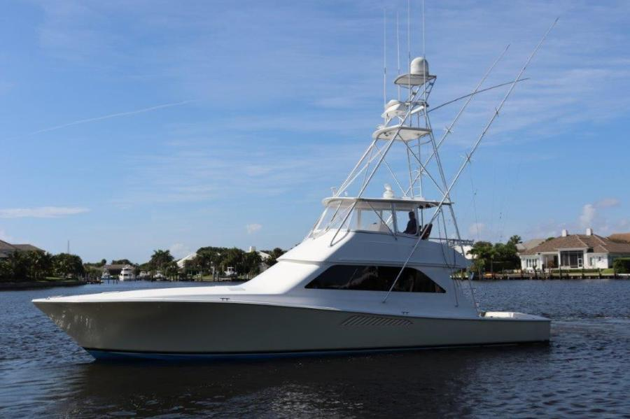 photo of 55' Viking 55 Sport Fisherman 2001