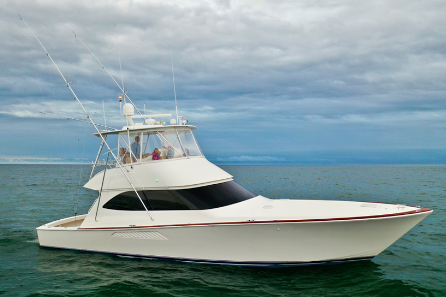 photo of 50' Viking 50 Convertible 2009