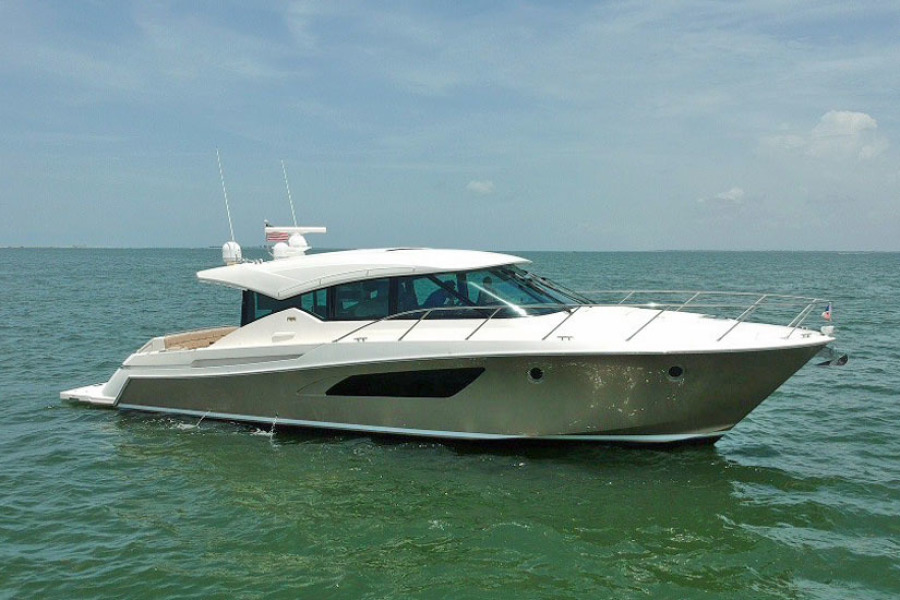 Photo of 50' Tiara 50 Coupe 2014