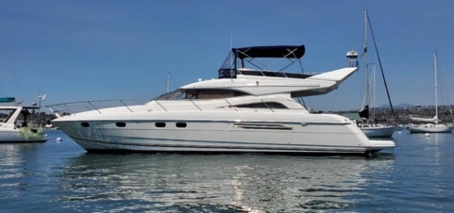 Viking Princess-Sport Cruiser 2001-Carpe Diem Newport Beach-California-United States-1450432-featured
