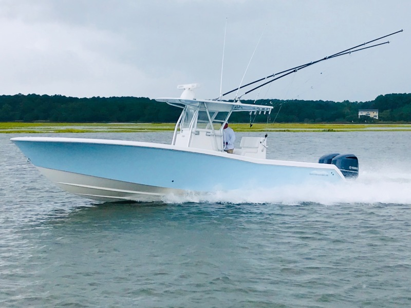 Invincible-33 Open Fisherman 2015-Warbird  Johns Island-South Carolina-United States-1450508-featured