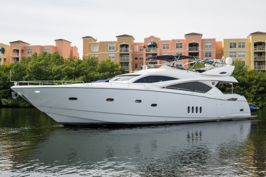 Photo of 82' Sunseeker Yacht 2004