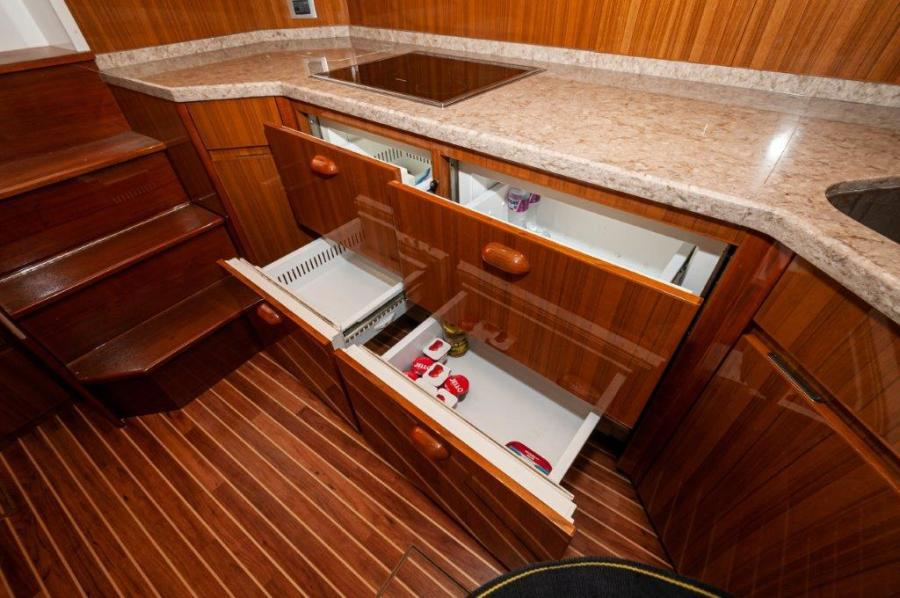 2015 Viking 52 Open Galley 2