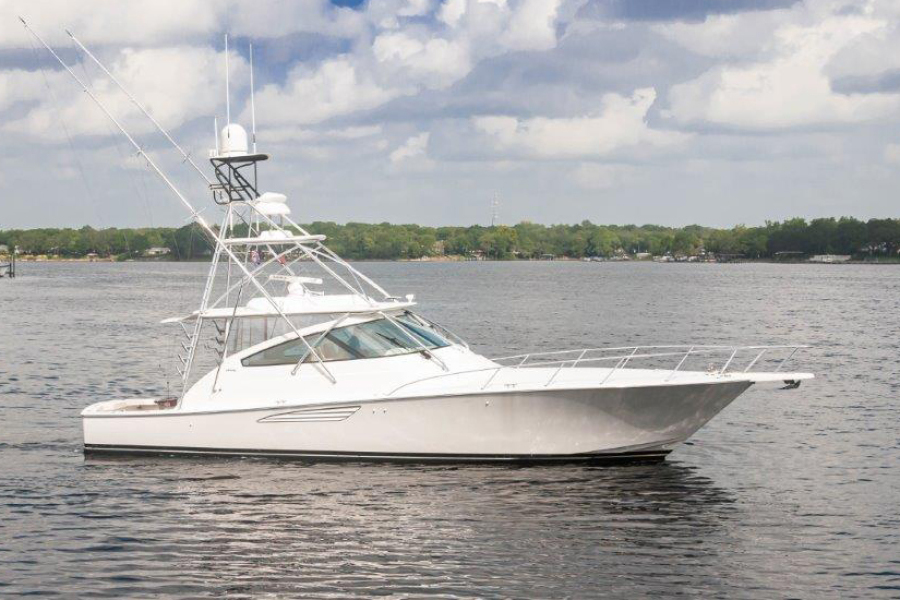 Viking-52 Open 2015-Exuma Destin-Florida-United States-2015 Viking 52 Open IYBA-1454238-featured