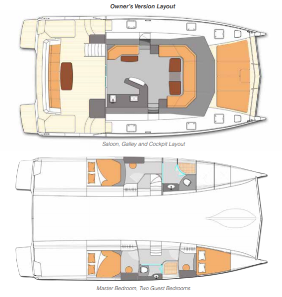 ELITE 50 Owners Layout