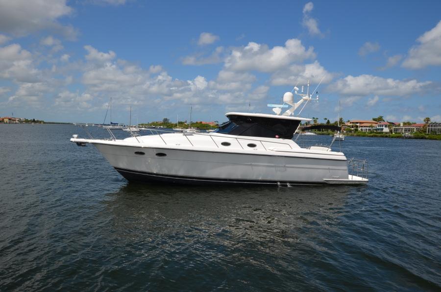 Tiara-4000 Express 1999-MY ISLAND Apollo Beach-Florida-United States-1450905-featured