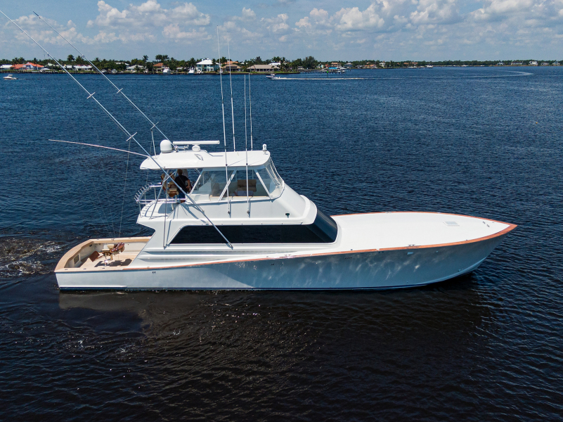 Photo of 65' Monterey 65' Sportfish 1991