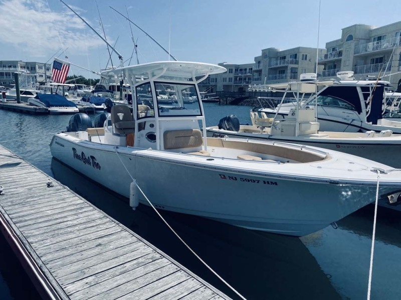 Photo of 28' Sportsman 282 Open 2018