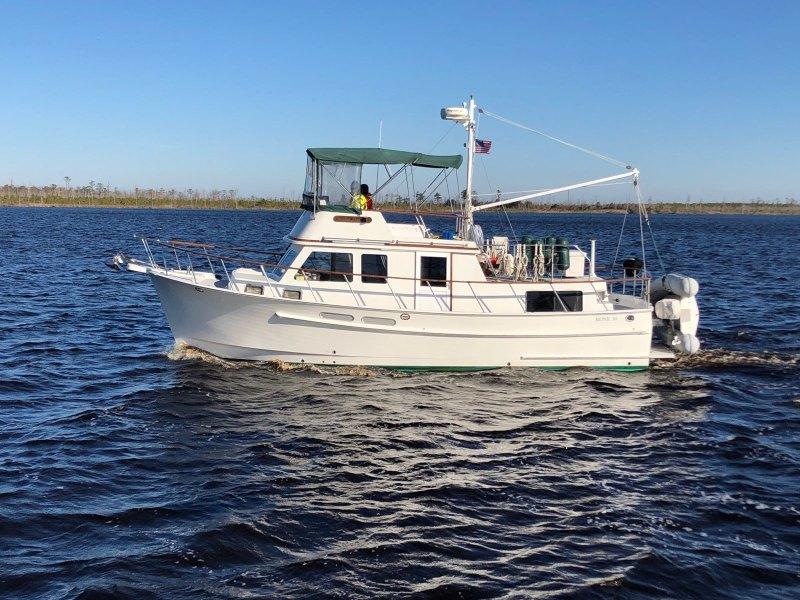 Monk-Trawler 2003-Brighter Days Merritt Island-Florida-United States-1454245-featured