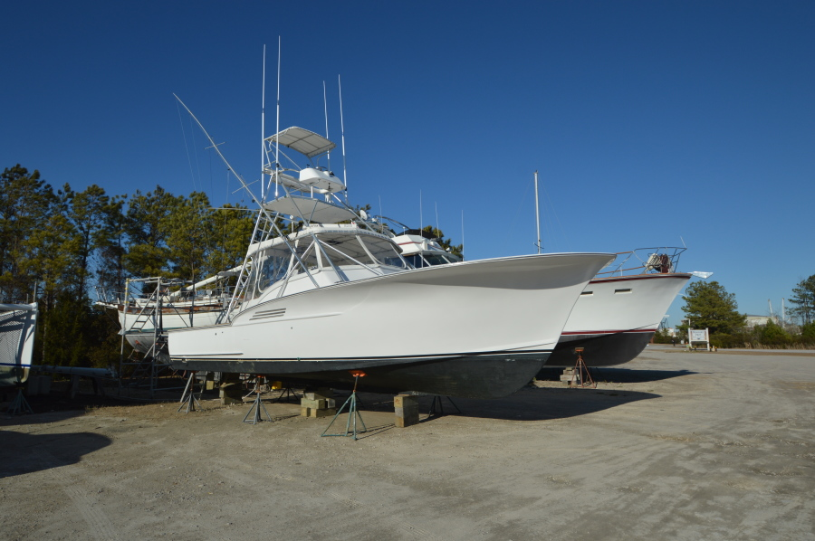 Photo of 36' Jersey Cape 36 Express 1992