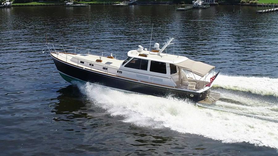 Grand Banks-49 Eastbay SX 2005-Arietta Virginia Beach-Virginia-United States-1471304-featured