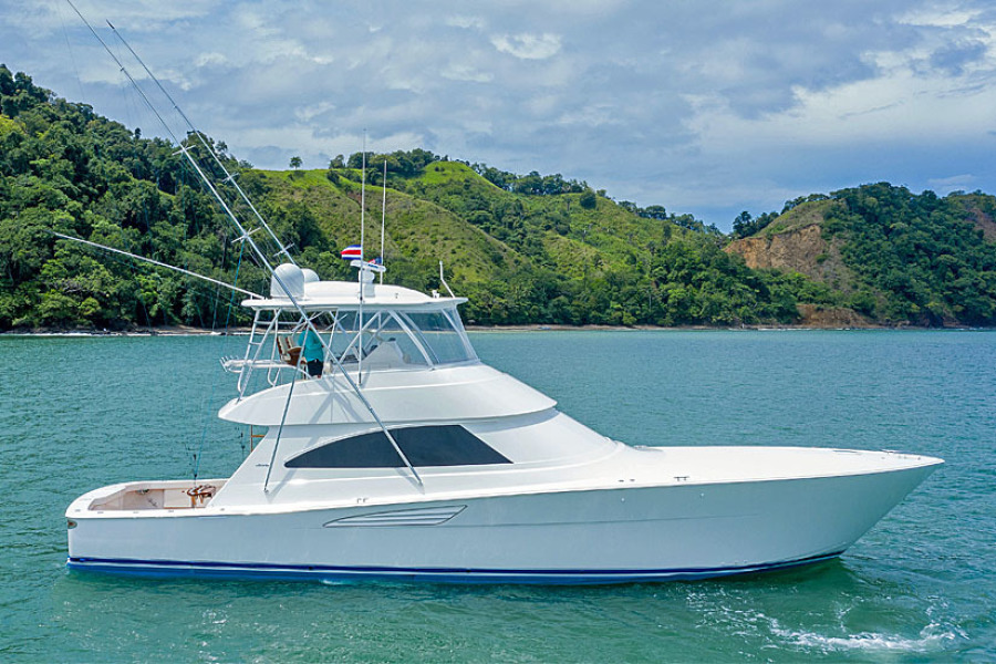Viking-58 Convertible 2020-Reel Screamer Los Suenos-Costa Rica-2020 Viking 58 Convertible  Reel Screamer -1461357-featured