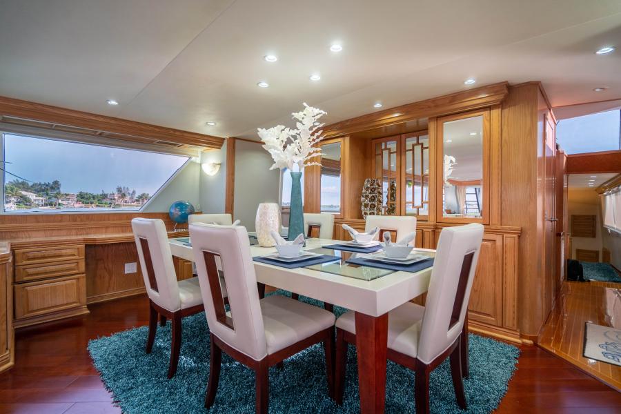 100 Broward RPH Dining Room