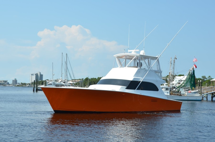 Photo of 50' Post Sportfish 1990
