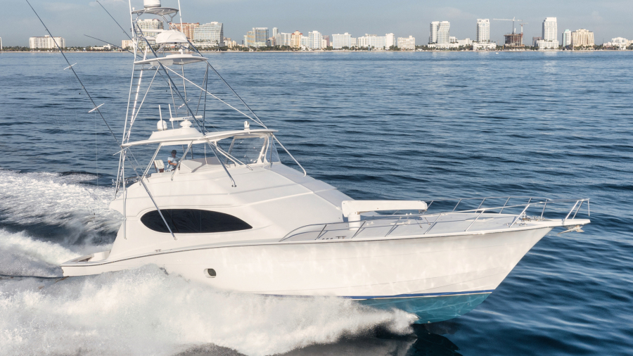 Picture Of: 68' Hatteras 2008