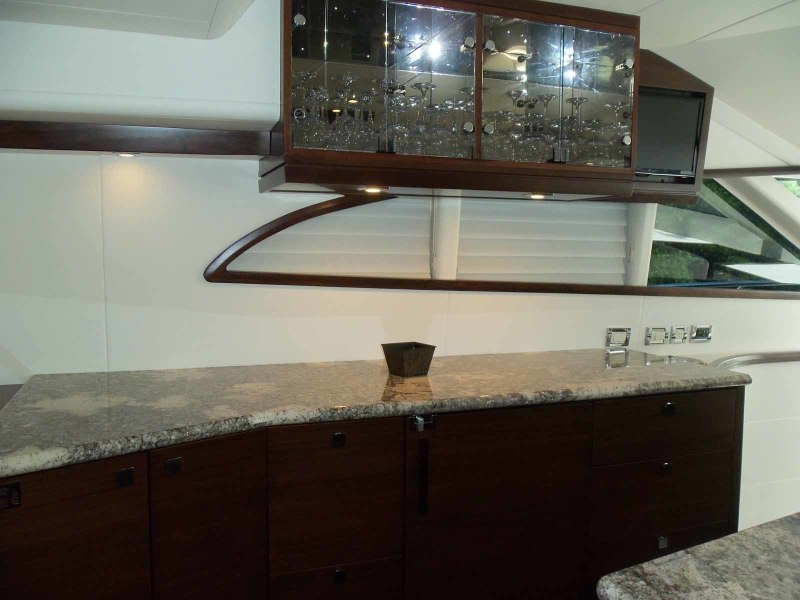 Starboard Side Of Galley