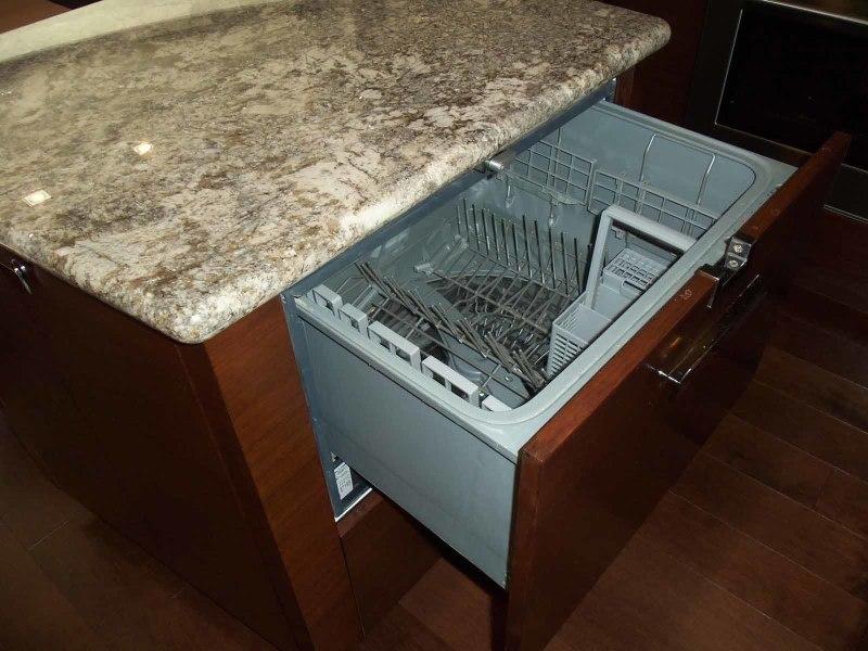 Island Dishwasher