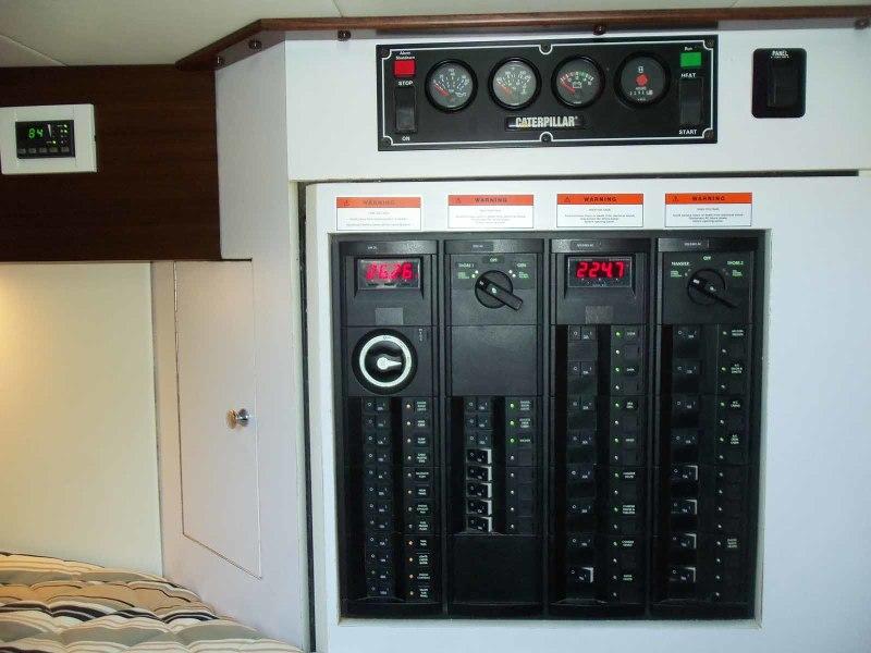 Crew Electric Panel