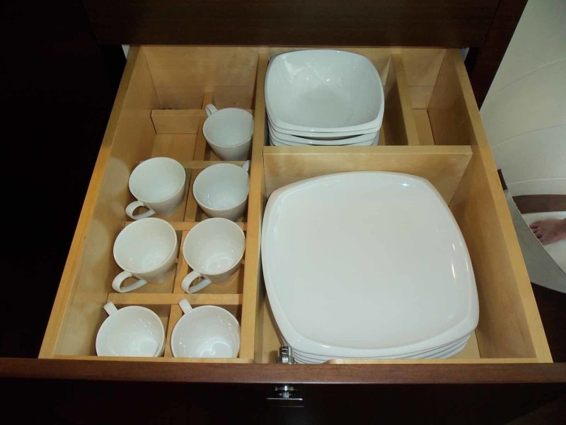 Fitted Dishes
