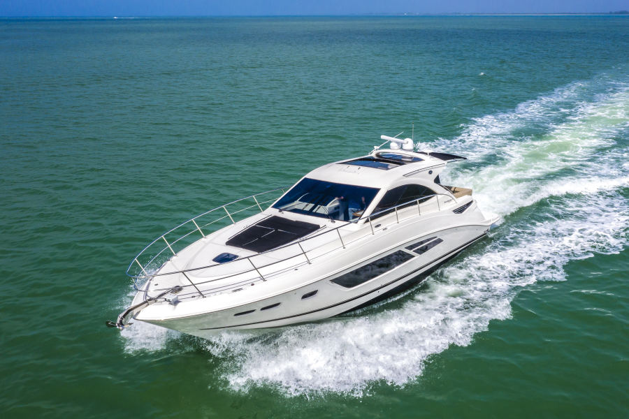 Sea Ray-510 Sundancer 2016 -Staten Island -New York-United States-Port Side-1458284-featured