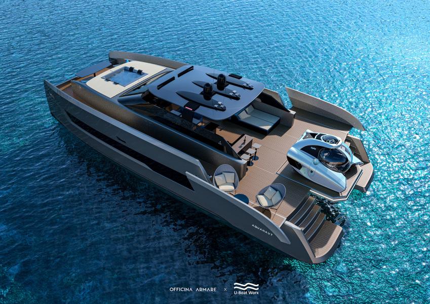 AQUANAUT yacht for sale