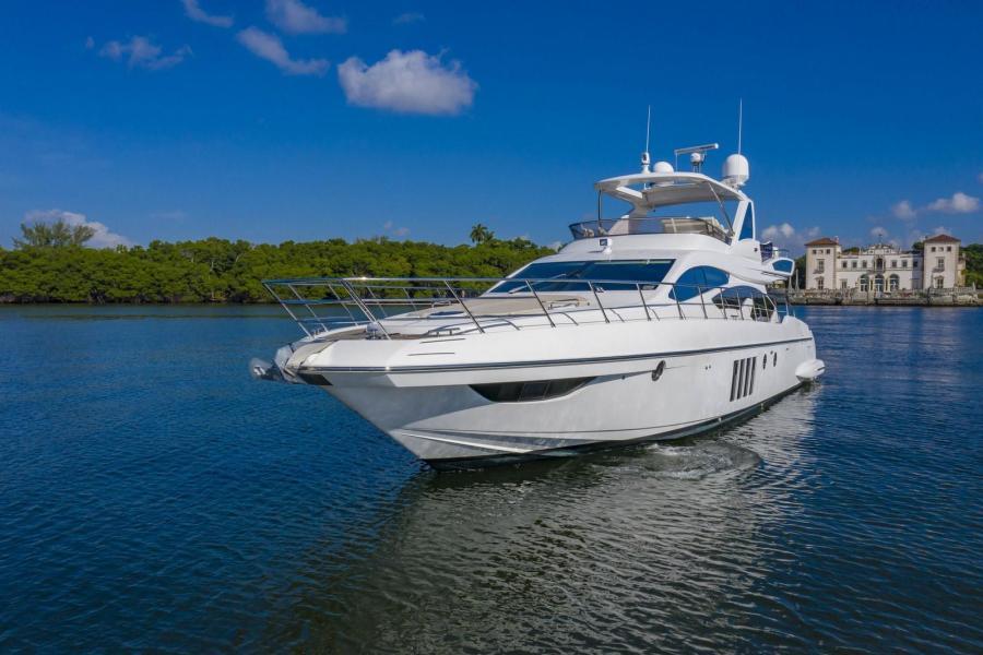 Azimut-64 Flybridge 2016-Pampa II Coconut Grove-Florida-United States-1458724-featured